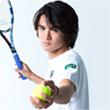 エイブル所属のプロテニスプレーヤー。ダニエル太郎選手