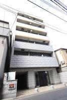 ガ-ラ・ステ-ション新宿牛込柳町の外観