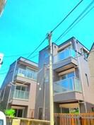ビオトープKEIO笹塚の外観