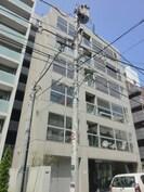 パ-クアクシス渋谷の外観