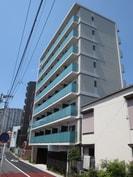 パークフラッツ横濱平沼橋の外観