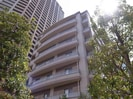 パークコート麻布十番ザタワー三田ガーデンの外観