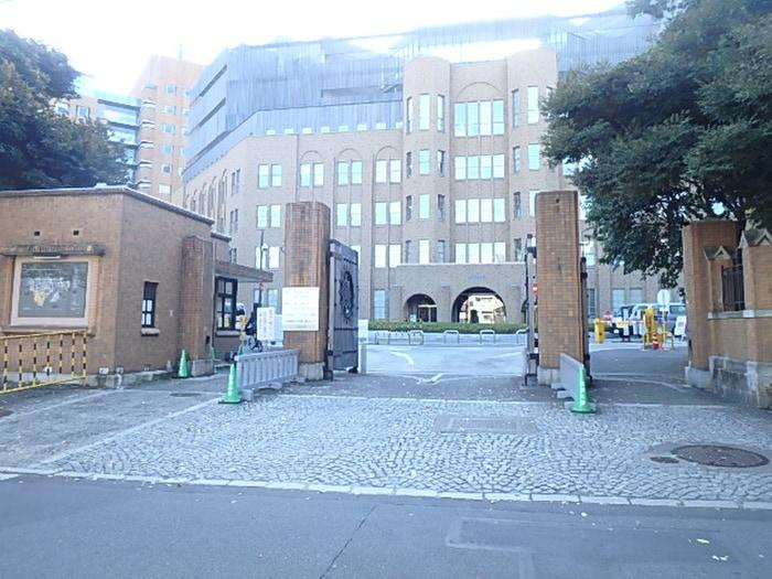 東京大学(高等学校/高等専門学校)まで1500m