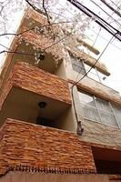カサビアンコ麻布台の外観