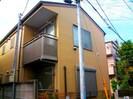 北沢の家の外観