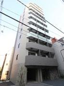 S-RESIDENCE三田慶大前の外観