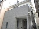 王子4丁目戸建の外観