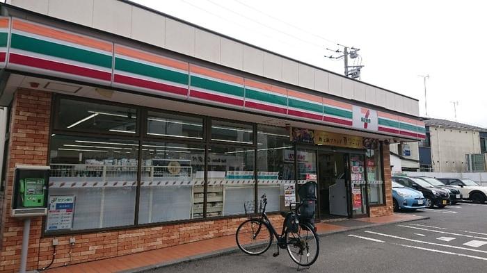 セブンイレブン佐野町店(コンビニ)まで243m