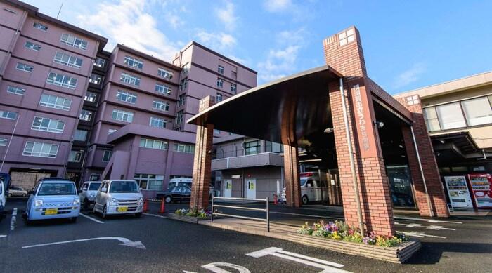 うわまち病院(病院)まで1100m