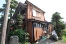 松岡荘の外観