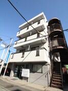 第二横溝ビルの外観