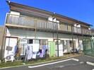 飯田コ-ポの外観