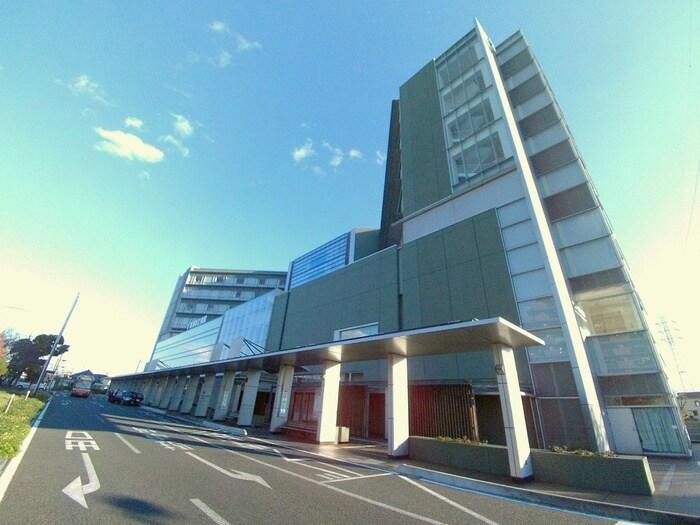 草加市立病院(病院)まで413m