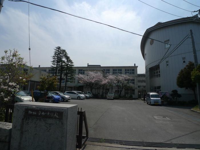 草加中学校(中学校/中等教育学校)まで486m
