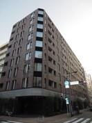 シティハウス東京新橋(705)の外観