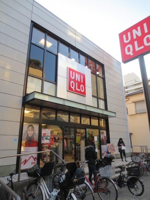 ユニクロ(ショッピングセンター/アウトレットモール)まで487m