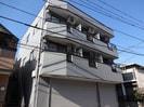 柳川マンションの外観