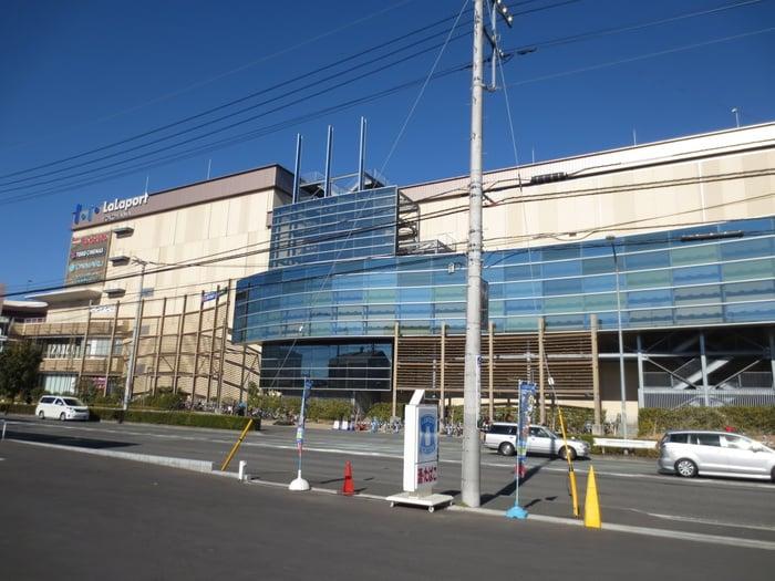ららぽーと横浜(ショッピングセンター/アウトレットモール)まで350m