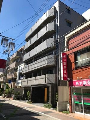 ルーブル大森西弐番館(301)