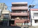 上野桜木パークサイドプラザの外観
