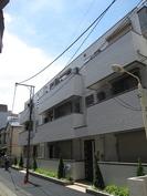 ア-バンライフ渋谷の外観
