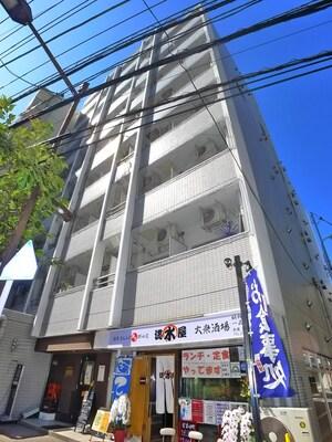 スカイコ-ト入谷(408)