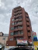 新宿サマリヤマンション(702)の外観