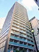 パークハビオ赤坂タワーの外観