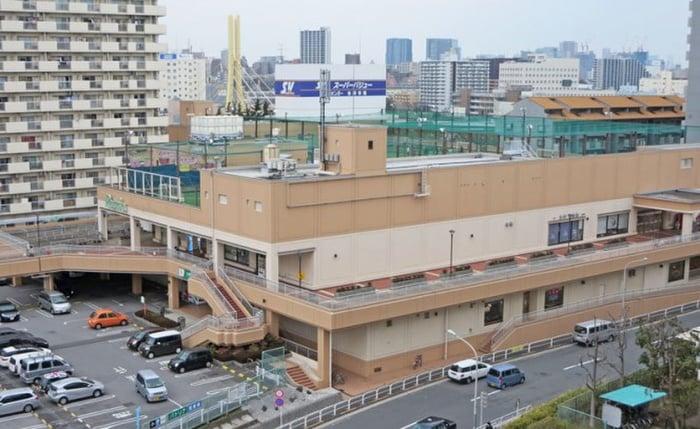 スーパーバリュー 品川八潮店(スーパー)まで198m