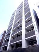 レジディア築地の外観