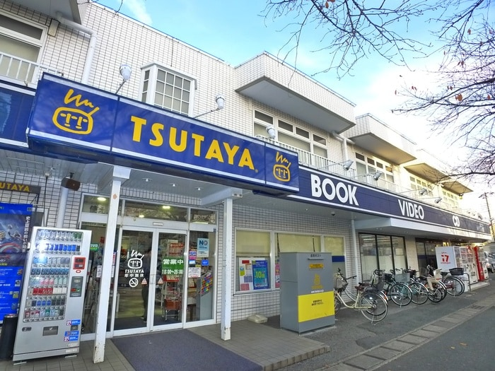 TSUTAYA(ビデオ/DVD)まで195m