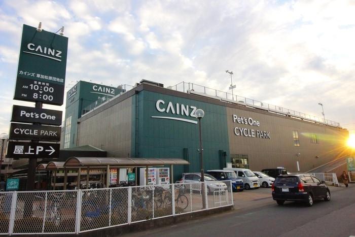 カインズホーム(電気量販店/ホームセンター)まで1140m