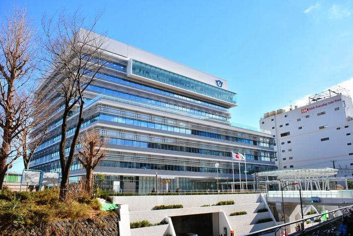 藤沢市役所(役所)まで582m