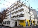 ビラ京松丸ビルの外観