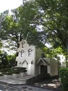 ガ-デンホ-ムズ豪徳寺の外観
