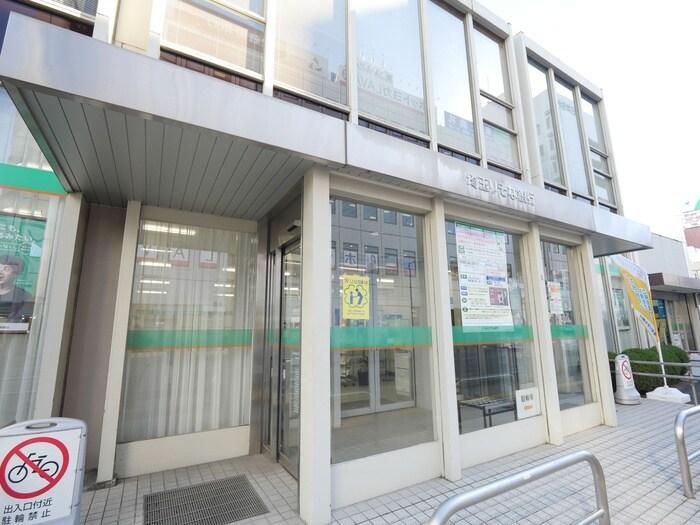埼玉りそな銀行川越南支店(銀行)まで1000m