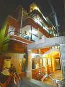 サンガ-デン元郷A棟の外観