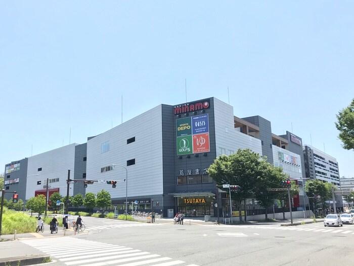 港北みなも(ショッピングセンター/アウトレットモール)まで757m