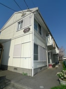 コ-ナ-ハウスBの外観