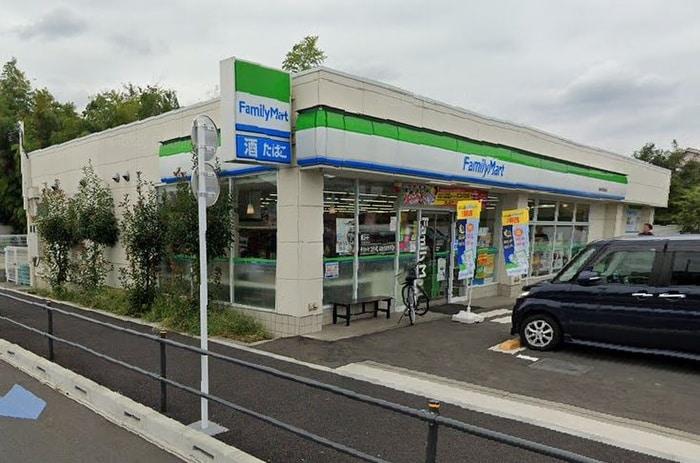 ファミリーマート 金森町田街道店(コンビニ)まで298m