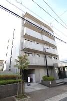 ルーブル新宿西落合七番館の外観