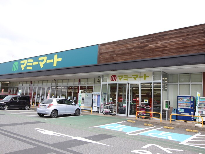 マミマート誉田店(スーパー)まで1200m