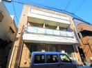 Uhome Kamiitabashi Apartmentの外観