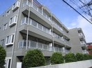 FLAT HIYOSHI COURT A棟の外観