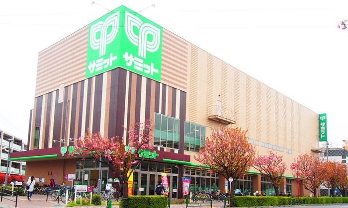 サミットストア 東長崎店(スーパー)まで290m