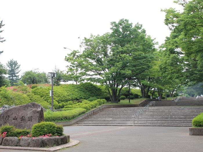 横山公園(公園)まで1100m