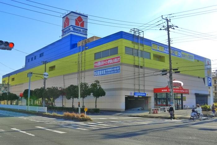 ヤマダ電機(電気量販店/ホームセンター)まで205m