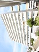 小田原セントラルハイツ1号棟(802)の外観