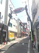 商店街(ショッピングセンター/アウトレットモール)まで800m