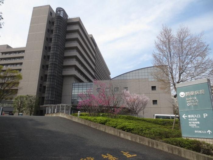 関東病院(病院)まで1100m